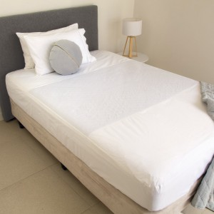 Conni Fitted Bed Pad Sheet