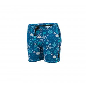 Infant Reusable Swim Nappy – OCEAN BLUE **