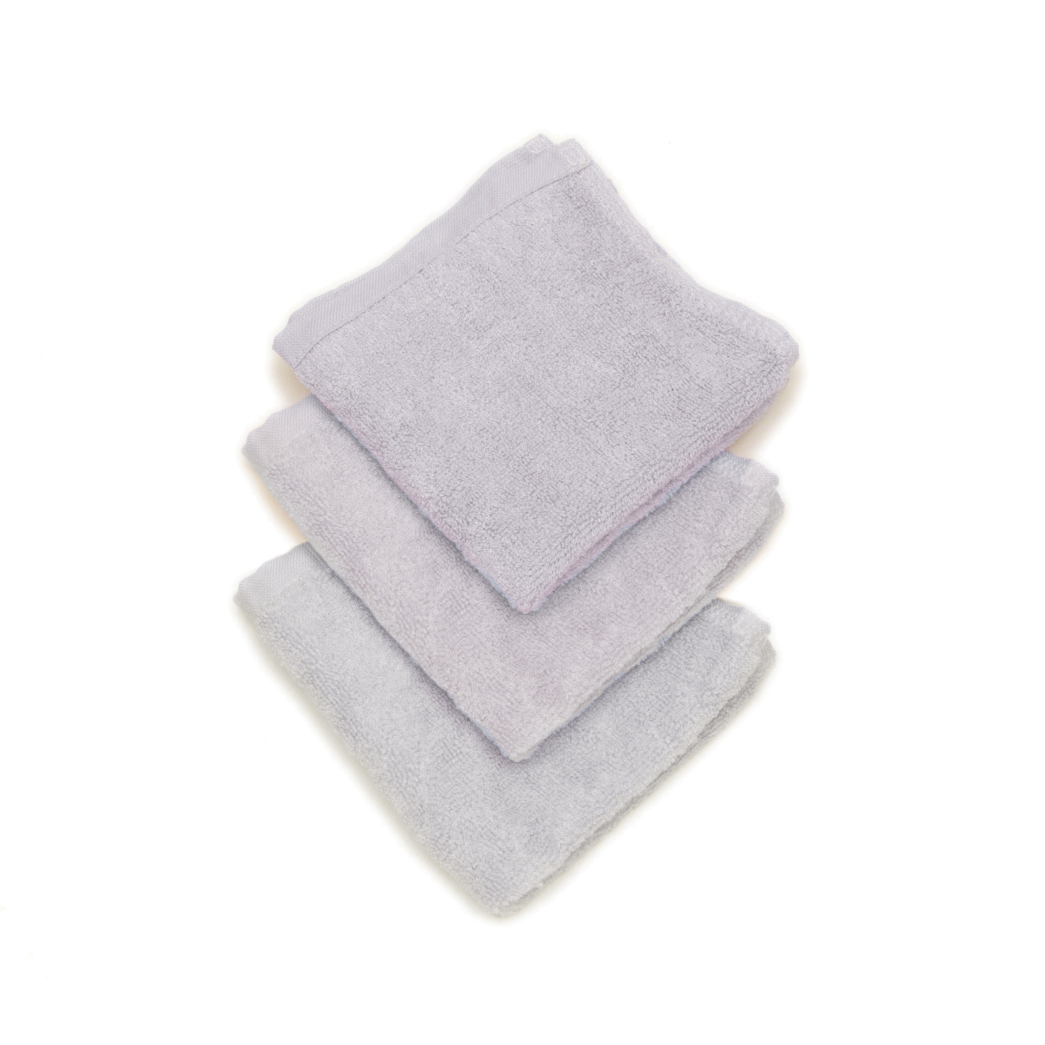Conni Bubs 100% Bamboo Baby Wipe (3Pack) – Grey
