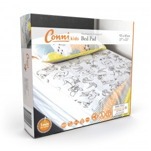 Conni Kids Reusable Bed Pad